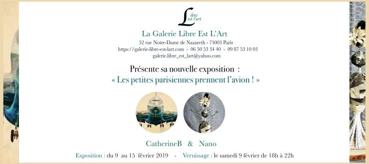 affiche petites parisinnes 2